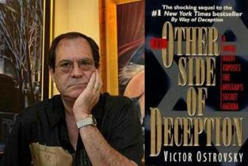 Former Mossad case officer Victor Ostrovsky and his second tell-all book about Israel's Mossad.
