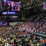 PHOTO ESSAY: Trump vs Hillary Crowd Comparison – Pictures Say a Thousand Words!