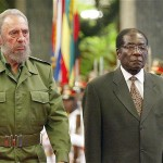 Fidel Castro: I have lost a brother, says President Mugabe in Cuba