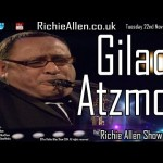 Gilad Atzmon on The Richie Allen Show