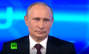 """Putin Rejects Homosexual """"Marriage"""""""