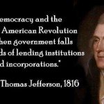 "Thomas Jefferson: Jewish God ""Cruel, Vindictive, Capricious and Unjust"""