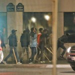 Gangs of migrants armed with clubs and staves prowl the streets of the 10th Arrondissement, Paris, at night. Click to enlarge