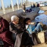 Some inhabitants of East Aleppo refuse the help of the Syrian government.
