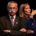 Murray suggested that John Podesta's emails might be 'of legitimate interest to the security services' in the U.S., due to his communications with Saudi Arabia lobbyists and foreign officials. Click to enlarge