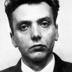 Police photo of Moors Murderers Ian Brady in 1966 (cropped larger version) see also pic 5156968  The Moors murders -  carried out by Ian Brady and Myra Hindley between July 1963 and October 1965. The victims were five children Pauline Reade, John Kilbride, Keith Bennett, Lesley Ann Downey and Edward Evans.  Two of the victims were discovered in graves dug on Saddleworth Moor, with a third grave also being discovered there in 1987, over 20 years after Brady and Hindley's trial in 1966