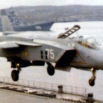 Russian Yak-141. Click to enlarge