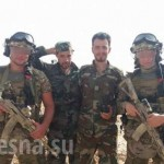 Are Russian Spetsnaz fighting in Aleppo?