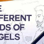 The Different Kinds of Angels - Swedenborg and Life