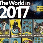 "The Economist's ""The World in 2017"" Makes Grim Predictions Using Cryptic Tarot Cards"
