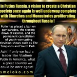 Putin has just Exposed the Plot To Destroy America