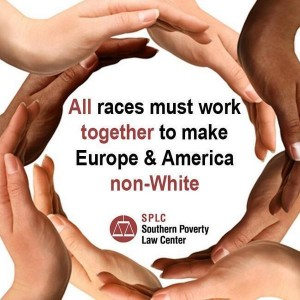 SPLC campaign advert. Click to enlarge
