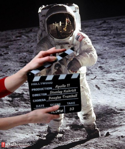 Were The Photographs Of The Apollo Moon Landings Taken On Earth? Absolutely!