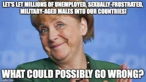 merkel what could go wrong