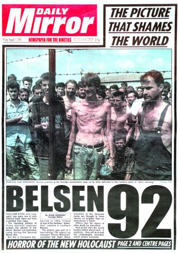 Belsen 92 the Mirror