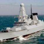 HMS Diamond. Click to enlarge