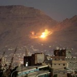 Houthi missile strike near Makkah, Saudi Arabia. Click to enlarge