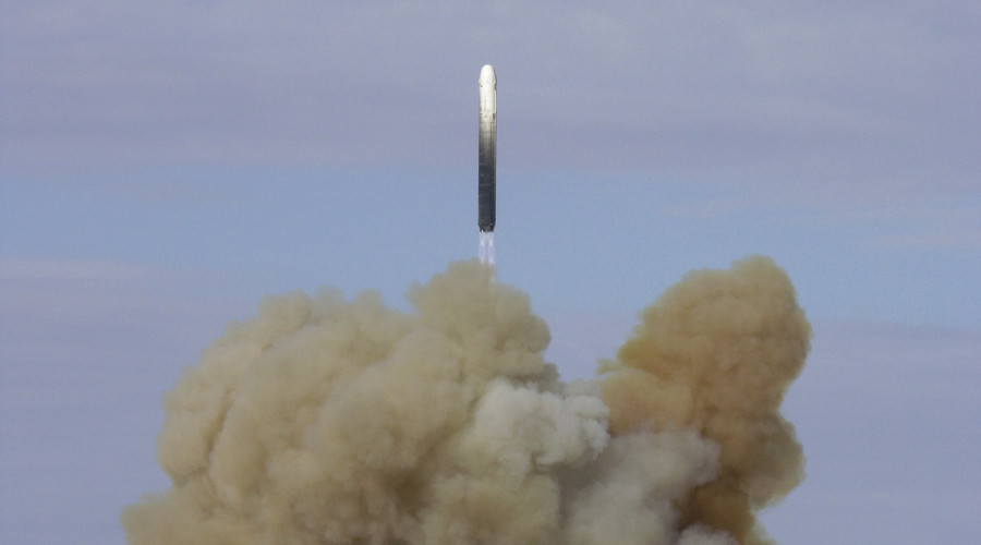New Russian ICBM