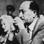 Wiesenthal at the trial of a suspected Nazi War Criminal in Vienna, Austria, in 1958.