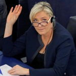 Marine Le Pen could 'blow up' the European Union, and the fear's starting to show