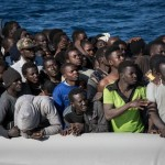 NGOs Trafficking Massive Amounts of African Migrants into Europe