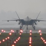 China's J-20 stealth fighter. Click to enlarge