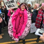 Womyn's Protests are Plea for Male Love