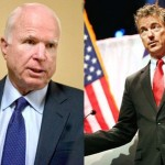 John McCain: Rand Paul 'Is Now Working for Vladimir Putin'