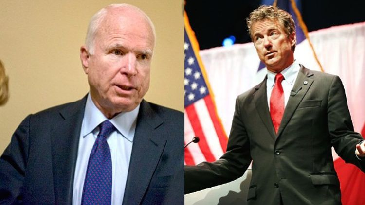 john-mccain-rand-paul