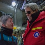 John Kerry speaks Kelly Falkner enroute to Antarctica. Click to enalrge