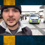 Journalist Forced to Leave Migrant Suburb in Sweden After Being Followed by Masked Men