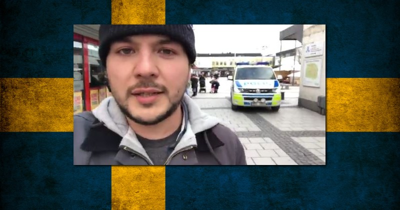 journalist advised to leave Malmo sweden