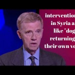 Ex-UK Ambassador: Assad wasn't behind the chemical attack