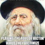 The Jewish Myth of Victimhood