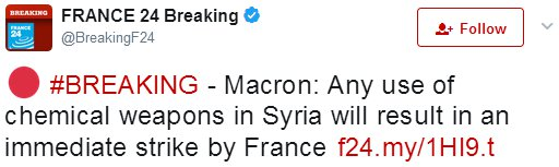 France24 news brief