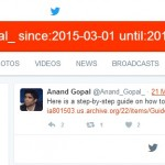 "How Anand Gopal Directed People To Join ISIS And Shills For ""Regime Change"" In Syria"