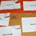 Thousands of torn Le Pen ballots discovered in the French presidential election, all invalid and disqualified