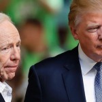 Trump says Joe Lieberman one of his top picks for FBI job