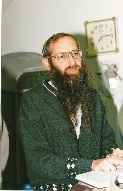 Israeli military Cheif Rabbi Eyal Karim. Click to enlarge