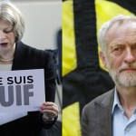 Theresa 'Je Suis Juif' vs. Jeremy 'Turn the other Cheek'. Click to enlarge