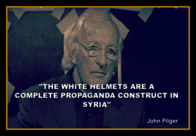 WH John pilger quote