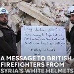WHITE HELMETS: Severed Heads of Syrian Soldiers Paraded as Trophies – Endorsed by Channel 4