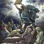 """""""God"""" Told Moses to Murder Jewish Sinners"""