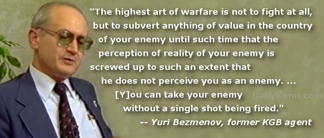 Bezmenov quote