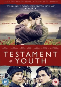 """Testament of Youth,"" poignantly dramatizes lives shattered by WWI. Click to enlarge"