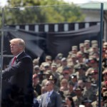 Trump's call to arms against the enemy within
