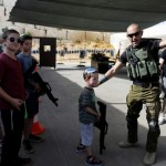 America's Militarized Police: Made in Israel?