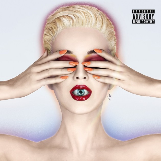 The cover of her latest album Witness is extremely symbolic. Both of her eyes are covered which represents the blindness of MK slaves. An eyeball is inside her mouth which symbolically indicates that whatever is coming out of her mouth is fully compliant with the occult elite's agenda. Click to enlarge