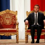 Macron Declares He Will Govern Like a Roman God
