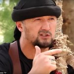 Gulmurod Khalimov, U.S. trained ISIS Minister of War. Click to enlarge